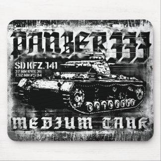 Panzer III Mousepad