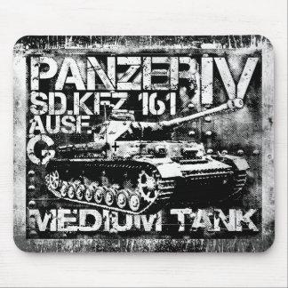 Panzer IV Mousepad
