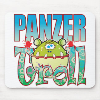 Panzer Troll Mouse Pad