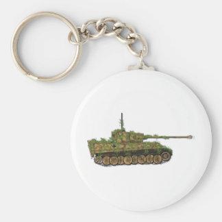 Panzer VI Tiger89 Key Ring