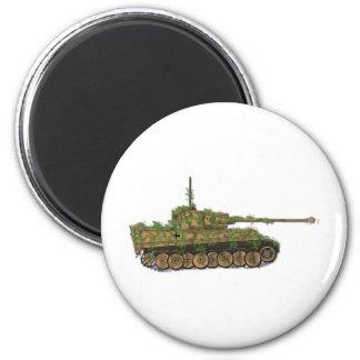 Panzer VI Tiger89 Magnet