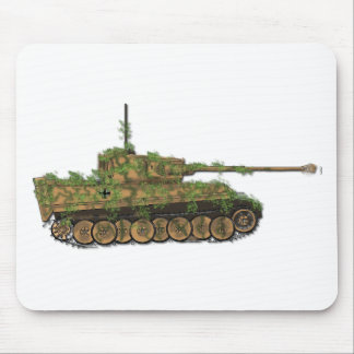 Panzer VI Tiger89 Mouse Pad