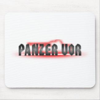 Panzer Vor Mouse Pad