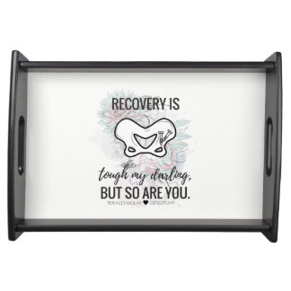 PAO Recovery Serving Tray