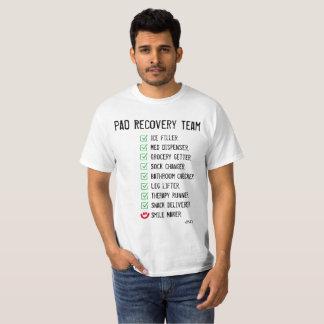 PAO Recovery Team Value Tee