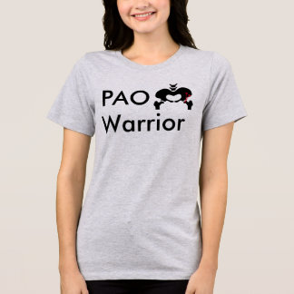 PAO Warrior Peri-acetabular Osteotomy Unisex Shirt