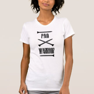 PAO Warrior T-Shirt