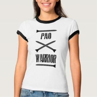 PAO Warrior T-Shirt