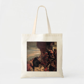 Paolo Veronese- Esther Crowned by Ahasuerus Bag