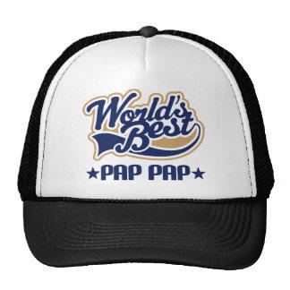 Pap Pap Gift Cap