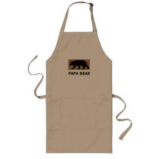 Papa Bear Apron for Dad or Papa