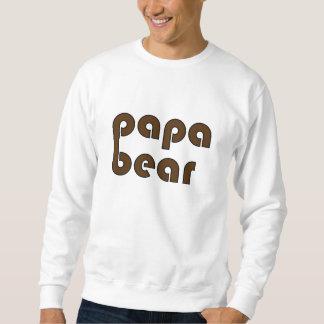 Papa Bear (Brown) Sweatshirt