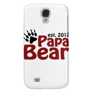 papa bear claw 2012 samsung galaxy s4 cover