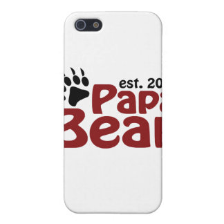 papa bear claw 2012 iPhone 5 cover