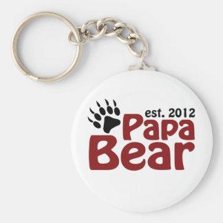 papa bear claw 2012 keychains