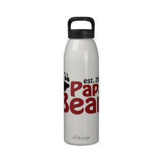 papa bear claw 2012 drinking bottle