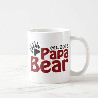 Papa Bear Claw 2013 Coffee Mug