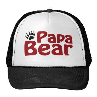 Papa Bear Claw Hat