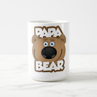 Papa Bear Coffee Mug
