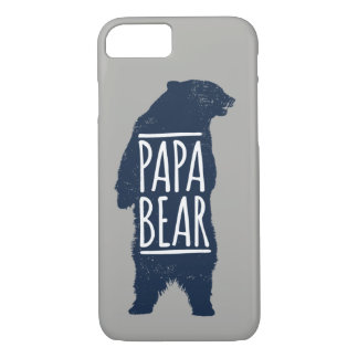 Papa Bear iPhone 8/7 Case