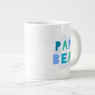 Papa bear extra large mugs