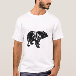 Papa Bear Tee (Matching Sets)