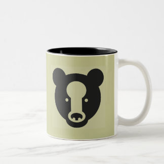 PAPA BEAR Two-Tone COFFEE MUG