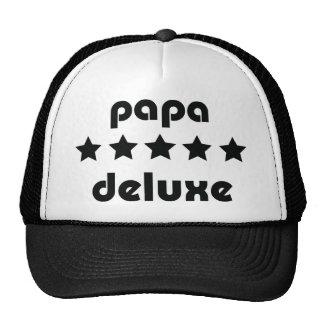 papa deluxe icon hat