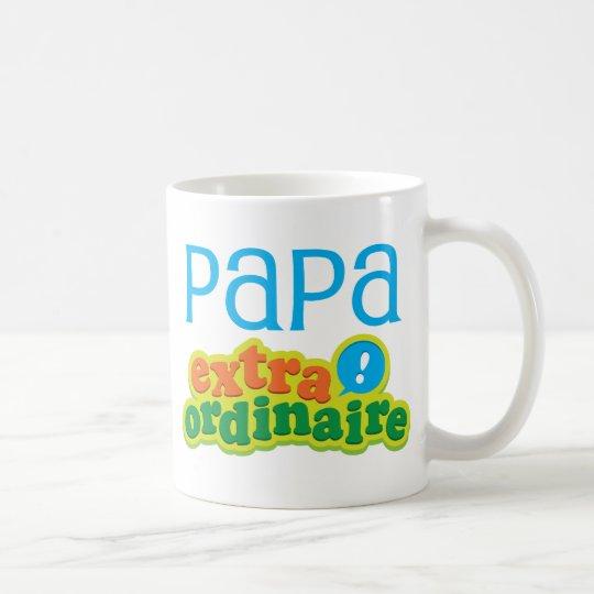 Papa Extraordinaire Gift Idea Coffee Mug