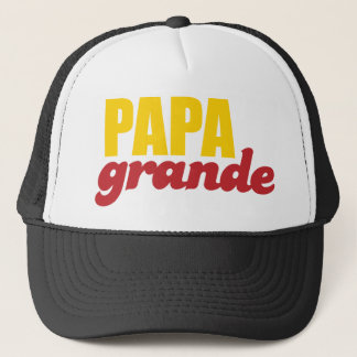 Papa Grande - Big Daddy Trucker Hat