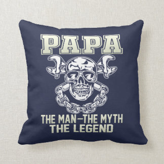 PAPA the man Cushion