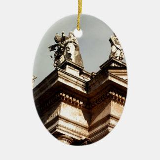 Papal Archbasilica of St. John Lateran Christmas Ornament