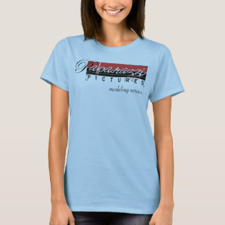 Paparazzi Pictures Modeling Services T-Shirt