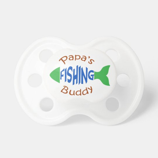 Papas Fishing Buddy Dummy