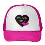 Papa's Girl Tees, Hats, Mugs, Buttons, clothing Cap
