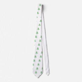 Papa's Little Leprechaun Tie
