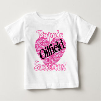 Papa's Oilfield Sweetheart T-shirts