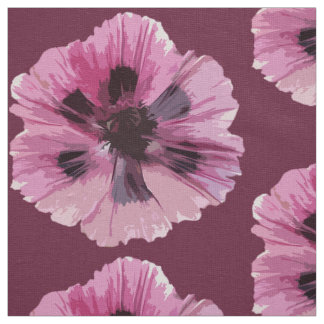 Papaver orientale - Fabric (dk)