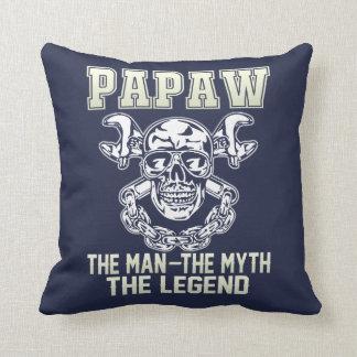 Papaw - the man cushion