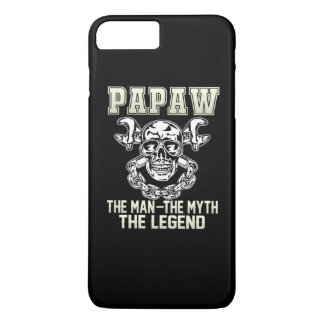 Papaw - the man iPhone 7 plus case