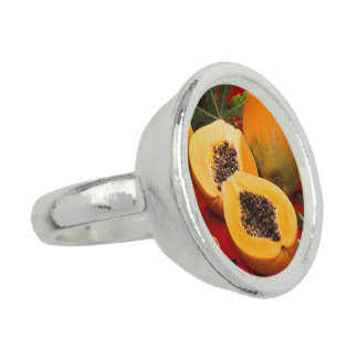 Papaya Ring