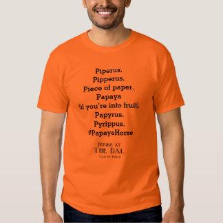 #PapayaHorse T-shirt
