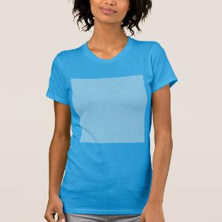 paper108 ADORABLE BABY BLUE WHITE POLKADOTS DOTS P Tee Shirts