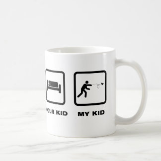 Paper Airplane Enthusiast Basic White Mug
