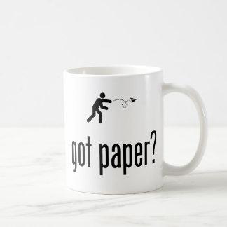 Paper Airplane Enthusiast Basic White Mug