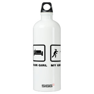 Paper Airplane Enthusiast SIGG Traveller 1.0L Water Bottle