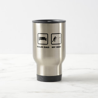 Paper Airplane Enthusiast Stainless Steel Travel Mug