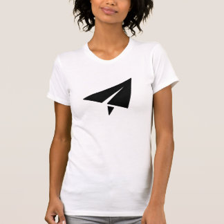 Paper Airplane Pictogram T-Shirt