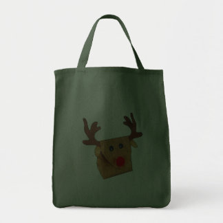PAPER BAG RUDOLPH