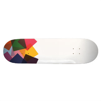 paper board custom skateboard